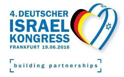 4. Deutscher-Israelischer Kongress