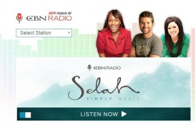 CBN Radio – Online Musikkanal