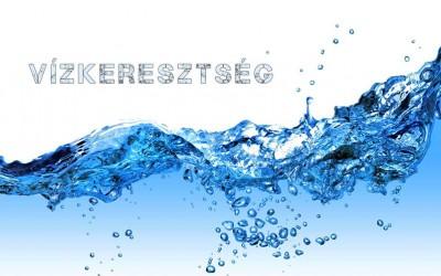 Münchenben először – vízkeresztség